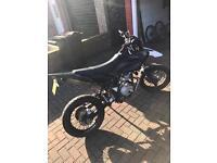 Yamaha wr 125 supermoto learner legal 125cc not ktm sinus lexmoto