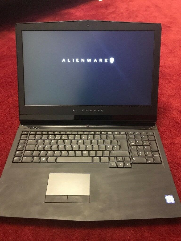 Alienware 17 R4 Gaming Laptop i7 7820HK, 16GB DDR4