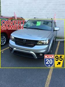 2016 Dodge Journey CROSSROAD * AWD * 7PASS * DVD * CUIR