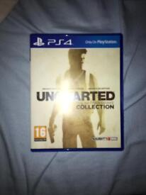 Uncharted PS4 Sale or Swap!