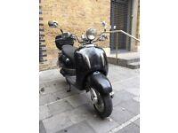 (2006 BARON BR 125cc RETRO STYLE £599)