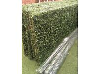 Artificial hedge fencing screening cheapest