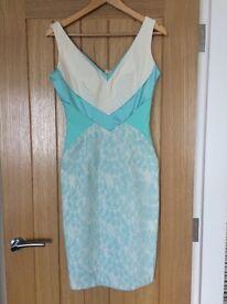 Mint& cream dress size 12