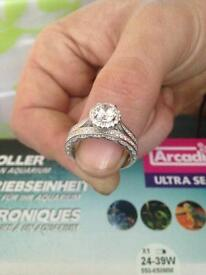 Brand new bridal engagement wedding ring open to offers