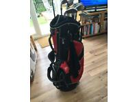Men's golf clubs hardly used - reduced price