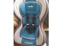 Used baby/toddler car seat