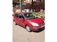 2005 (November) Renault Grand Scenic 1.6 VVT Privilege 5 door MPV