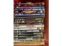 Choice of 66dvds/boxsets