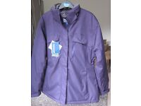 Waterproof Jacket BNWT *** Was £139 now £45*** (Ladies Mountain Warehouse)