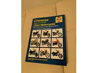 125cc Chinese motorcycle service and repair manual
