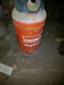 18kg propane bottle