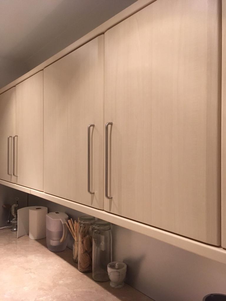 Free - B&Q Kitchen Doors - Maple Style Modern