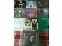 FIELDS OF THE NEPHILIM vinyl records job lot