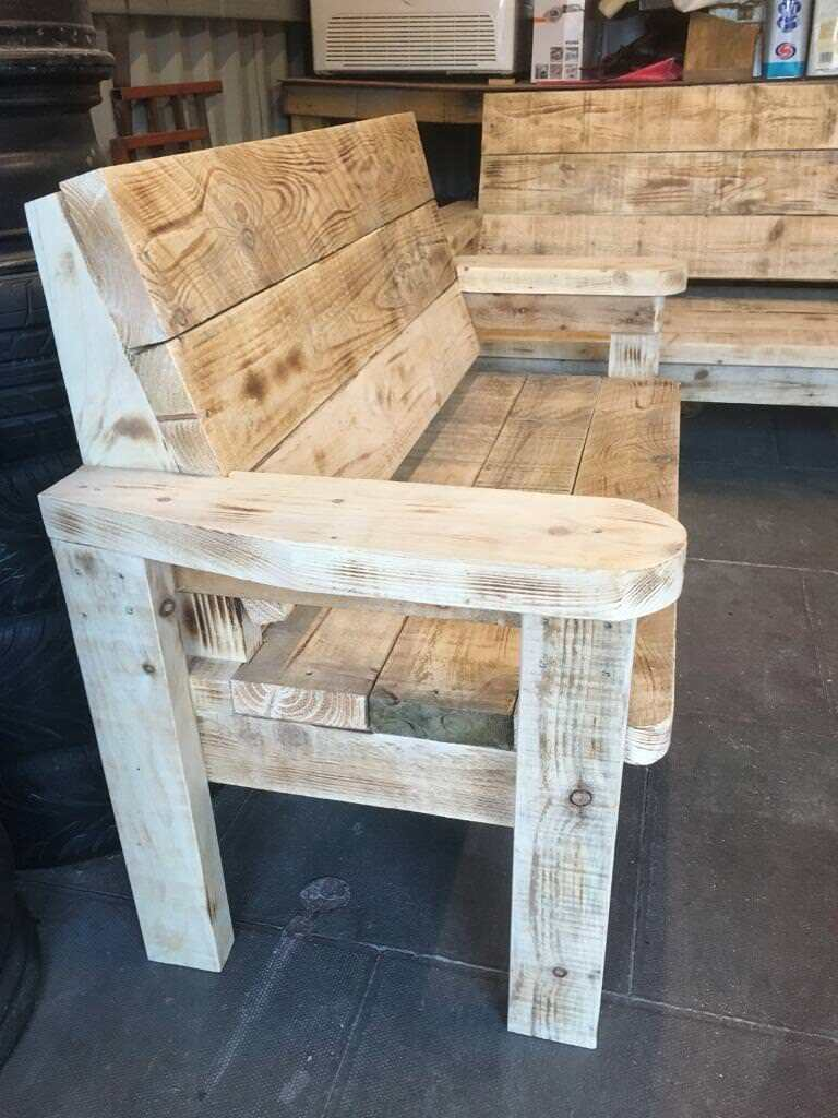 Peachy Heavy Duty Wooden Bench In Newcastle County Down Gumtree Pdpeps Interior Chair Design Pdpepsorg