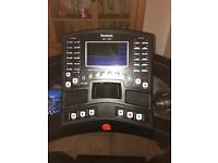 VGC Reebok ZR10 running machine hardly used impulse buy. Immaculate condition all manuals included