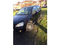 Vauxhall corsa 1.2, low mileage,bargain,mot history,service history,great condition, mot.