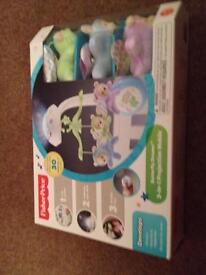 Fisher Price 3 in 1 Butterfly dreams mobile.