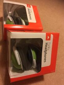 'Funky Headphones' x6