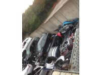 2005-2010 NISSAN NAVARA 2.5 D40 ALL PARTS AVAILABLE ENGINES/GEARBOXES/PANELS/DIFFS/WHEELS ETC
