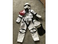 Star Wars Storm Trooper Disney Age 4