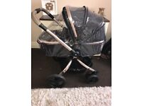 Mothercare Orb and Maxi Cosi Car Seat with ISOFIX