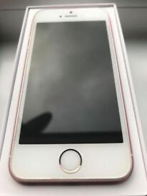 Apple iPhone se 64 gb rose gold - reduced in price!