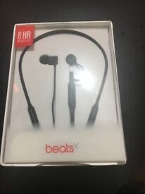 Beats x by dr dre Apple head ear phones wireless