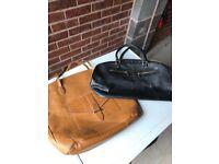 2 x H&M handbags