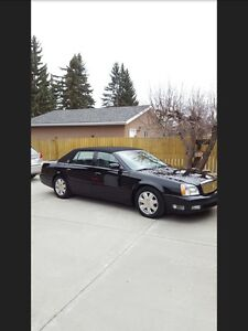 2004 Cadillac Deville DTS gold Edition