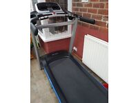 Treadmill TR3 from John Lewis, immaculate condition, barely used.