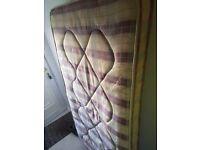 2 single bed mattress