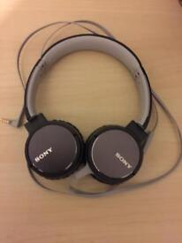 Sony MDR ZX660 headphones
