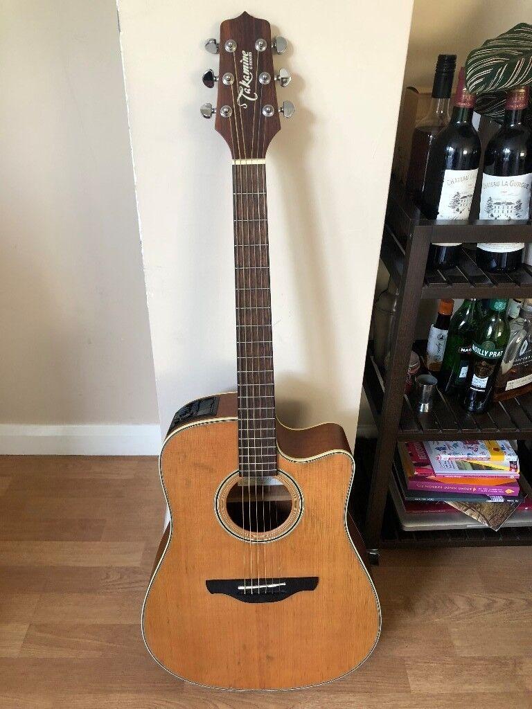 Takamine Electro-Acoustic EGS330SC Guitar