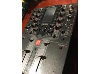 Pioneer DJM-909 scratch battle mixer