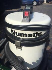 Numatic NVQ 250 B Powerful Vacuum Cleaner