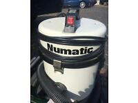 Numatic NVQ 250 B Powerful Vacuum Cleaner