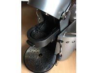 Siemens Porsche Nespresso Coffee Machine - Silver