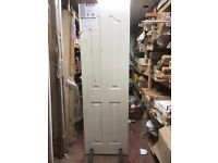 "24"" x 78"" sentinal white primed internal door"