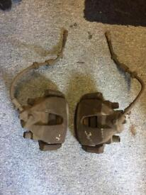 Ford Focus mk2 Front brake calipers Essex SS17