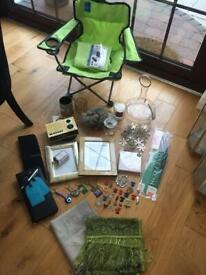 HOUSE CLEARANCE - (56 Pieces) - See Listing For Details Of Everything Included + All Photos