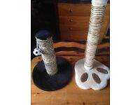 Cat scratch posts for sale