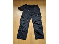 2 pairs of work pants trousers SNICKERS with kneepads
