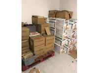 70 boxes of gramophone records 78s