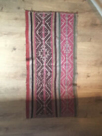 Peruvian Wool Rug for Sale in Hackney