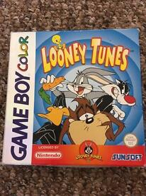 Looney tunes gameboy color