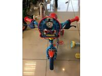 "Brand New 12"" Thomas and Friends Childs Bike ."
