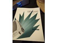 l. c. d. projector