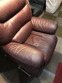 Lazy boy reclining armchair