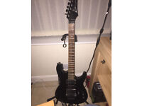 Ibanez S470 Black 6 String