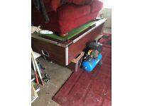 Pub pool table